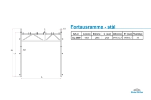 RAM2 / Plettac Stillas tilbehør - GlobalStillas.no - Stillas til salg og leie! Vi er et profesjonelt stillasfirma som tilbyr stillastjenester for private kunder og byggefirmaer.