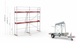 Tilhengerpakker - GlobalStillas.no - Stillas til salg og leie! Vi er et profesjonelt stillasfirma som tilbyr stillastjenester for private kunder og byggefirmaer.